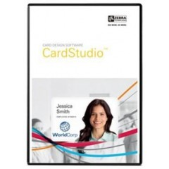 SOFTWARE ZEBRA CARDSTUDIO