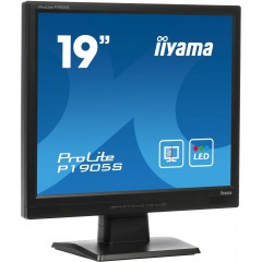 19'' 1280x1024, Protective Glass, 250cd/m², 1000:1, Speakers, VGA, DVI-D, 5ms