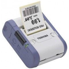 TOSHIBA SP2D Portable Receipt Printer