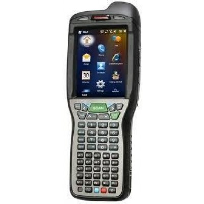 Handle / 802.11a/b/g/n / Bluetooth / 43 Key / Extended range w/ laser aimer / 512MB x 1GB / WEH 6.5 Classic / Std. battery / WW English