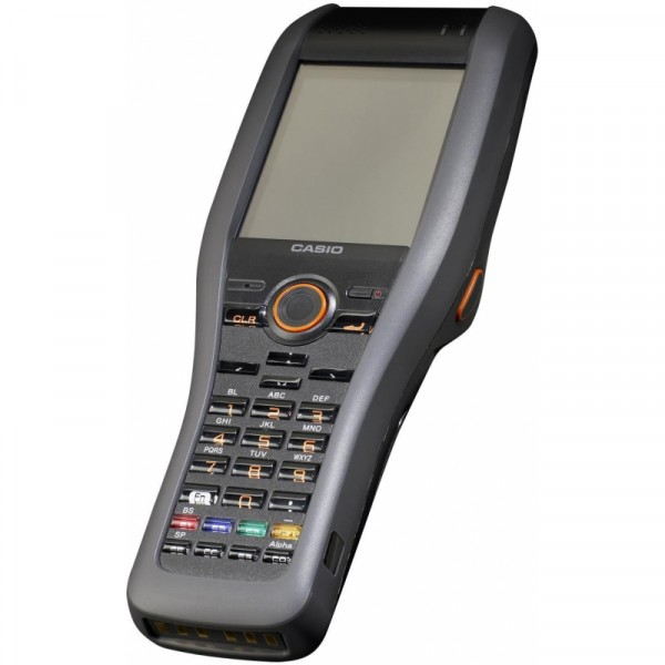 DT-X30R-15 - Windows Mobile 6.1, 128 MB, Colour TFT, SDHC Slot, integrated Laserscanner, W-LAN 802.11b/g, Bluetooth® Battery not included!