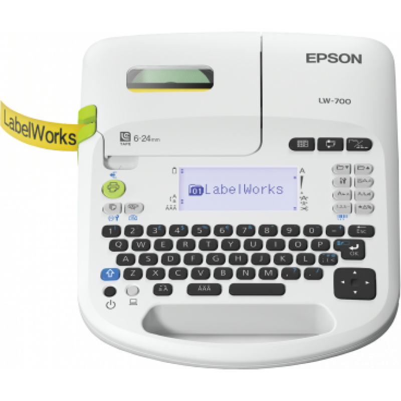 Epson LABELWORKS-LW-700 Label Printer