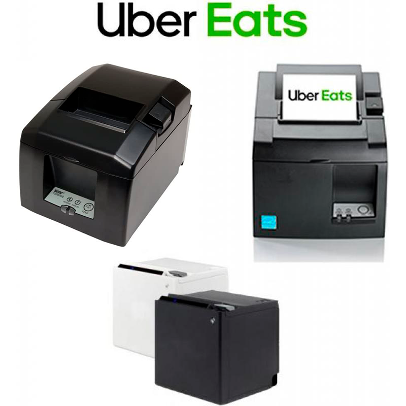 UBER EATS Official-Printer