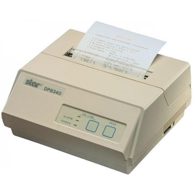 Star Micronics DP8340 Bondrucker