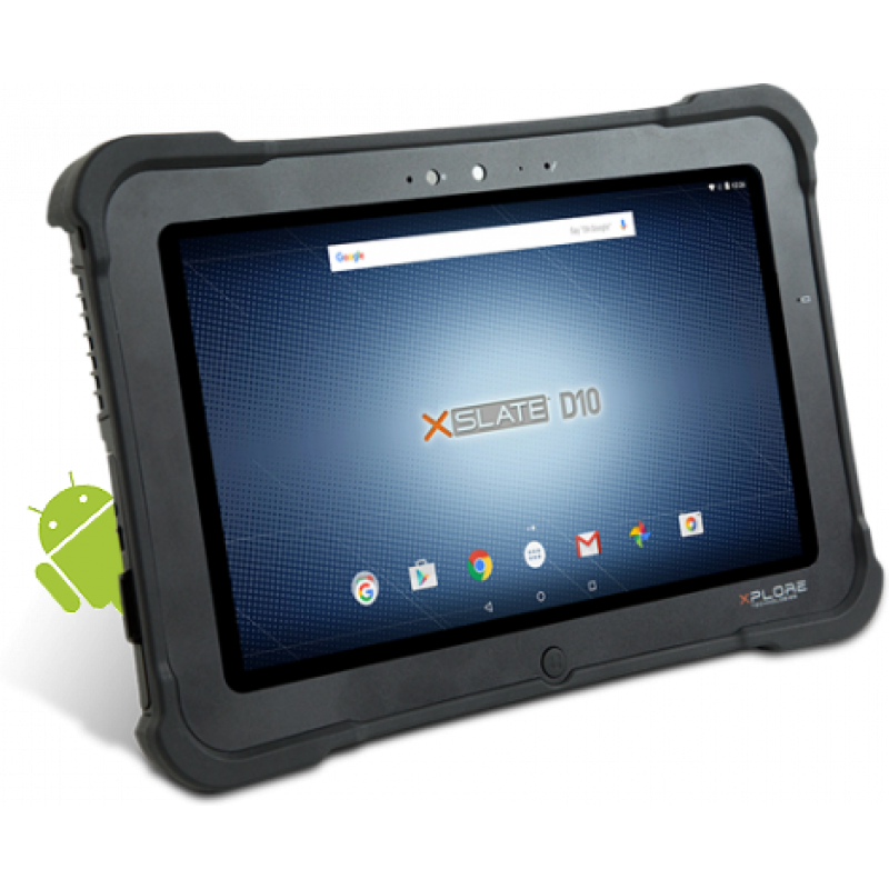 Zebra Xslate D10 Tablet