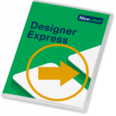 Software Nicelabel DESIGNER-EXPRESS-UPGRADE