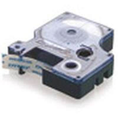 DYMO S0718040 Zwart op wit D1 labelprinter-tape