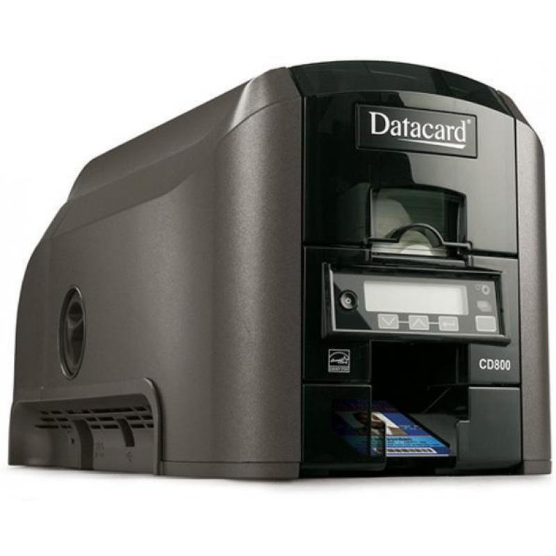 Datacard CD800 ID Card Printer