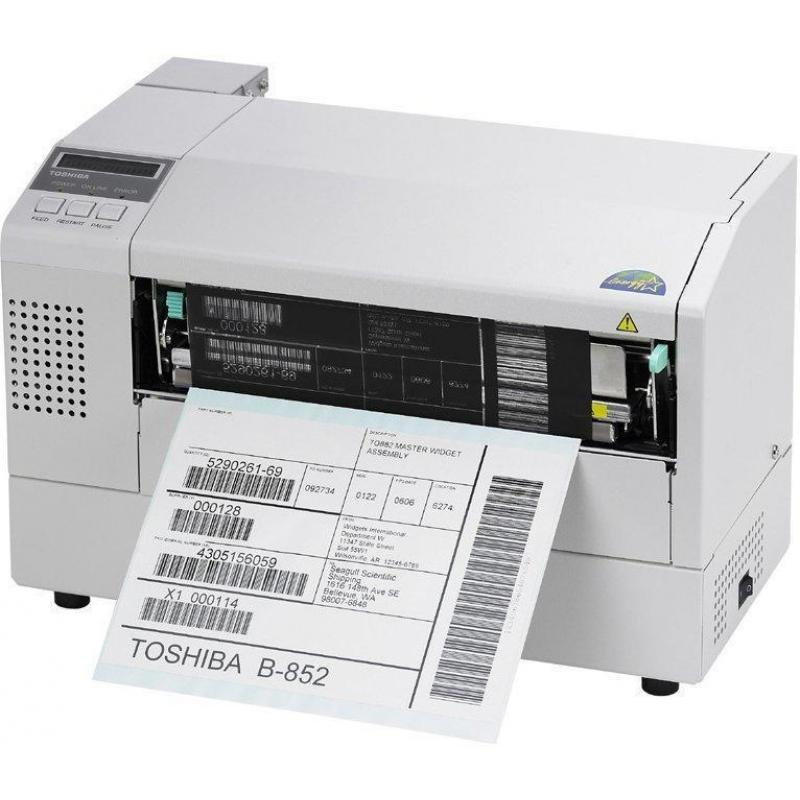 Toshiba B852 Label Printer