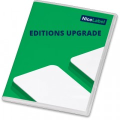 Software Nicelabel EDITION-UPGRADE