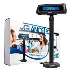 Customer Displays Glancetron 8035