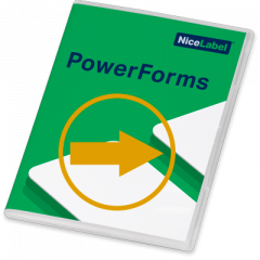 Software Nicelabel POWERFORMS-UPGRADE