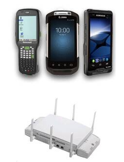 Mobile PDAs, Tablets & WIFI